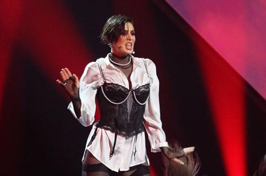 Певица Maruv не поедет на Евровидение от Украины (Видео)