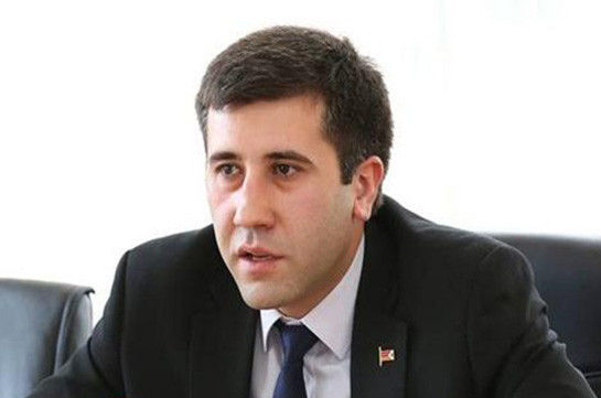 CC gave opportunity to understand whether we have head of state, two opposition forces or not: Ruben Melikyan