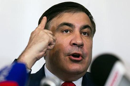 Саакашвили решил вернуться на Украину в апреле