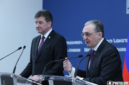 Военные учения в Азербайджане не способствуют установлению безопасности и атмосферы доверия в регионе – МИД Армении