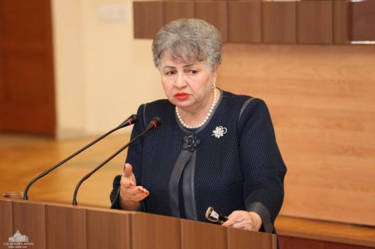 Мы благодарны, что господин Пашинян снова актуализировал тему возвращения Арцаха за стол переговоров  – депутат парламента Арцаха