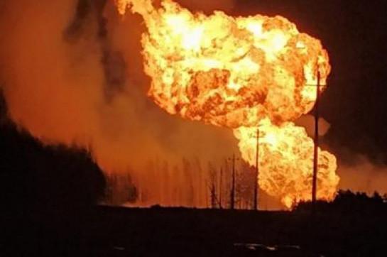 В Иране пять человек погибли при взрыве газопровода