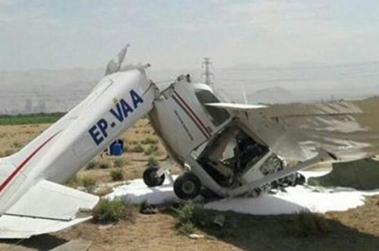 В США столкнулись два одномоторных самолета