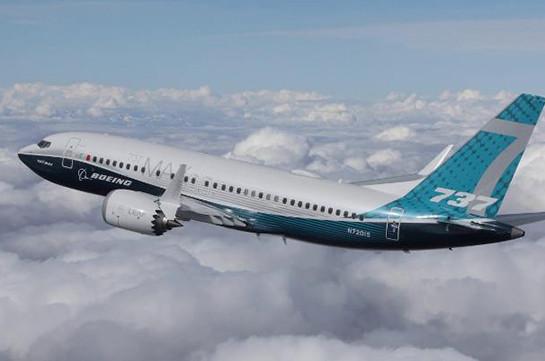 Ռուսաստանը փակել է իր օդային տարածքը Boeing 737 Max ինքնաթիռների թռիչքների համար