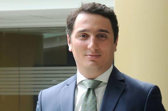 Александр Хачатрян: Заявление компании «Lydian International Limited» о споре с правительством Армении – сигнал для крупных инвесторов