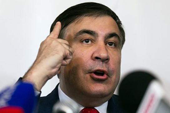 """Саакашвили заявил, что хочет превратить Украину в """"великую державу"""""""