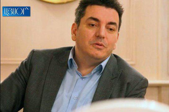 Միջազգային ներդրող Ռոբերտ Բասսիլին Հայաստանում ֆինանսական ճգնաժամ է կանխատեսում