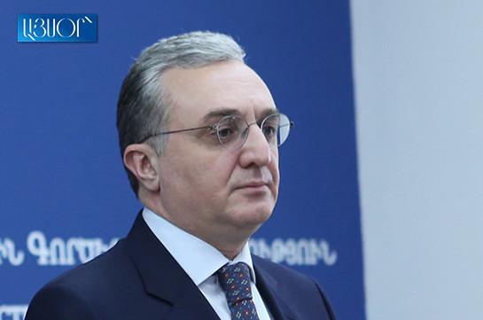 Мы не намерены делать что-то, что может завести переговоры в тупик – Зограб Мнацаканян