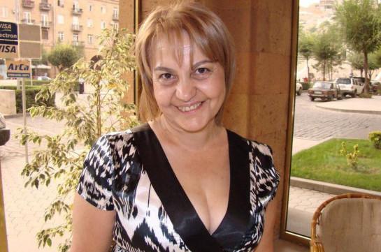 Reuters correspondent in Armenia Hasmik Mkrtchyan passed away