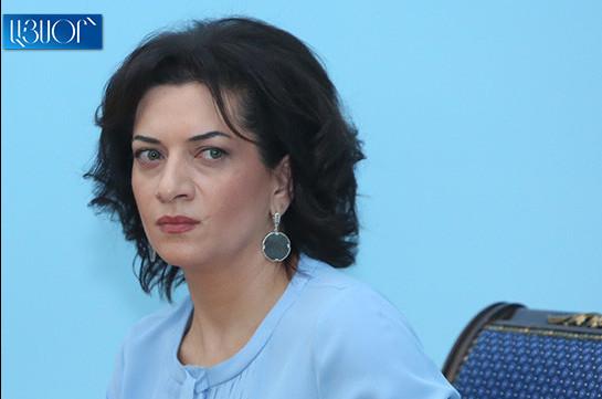 Կորուստը մեծ է ու անդառնալի. Աննա Հակոբյանը ցավակցել է Reuters-ի թղթակից Հասմիկ Մկրտչյանի մահվան կապակցությամբ