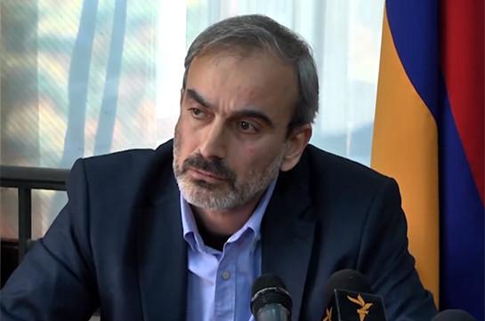 Առաջարկում ենք Արցախը դարձնել Հայաստանի մարզ, հակառակ դեպքում Արցախին աբխազացման վտանգ է սպառնում. Ժիրայր Սեֆիլյան