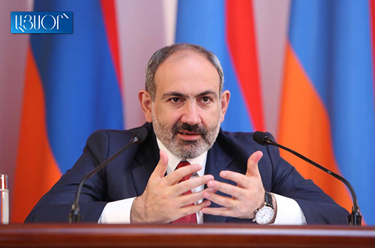 Our issue is to have lawful court: Armenia's PM
