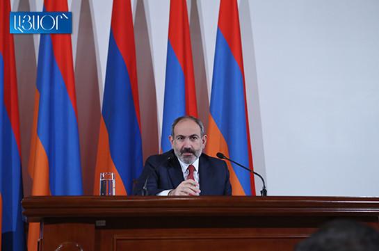 Armenia to launch military-industrial production soon: Armenia's PM
