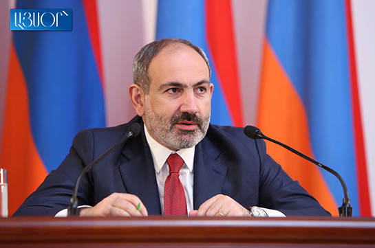 Armenia's PM advises former high-ranking officials return property and money earned illegally