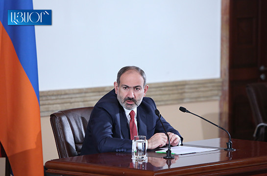 No state official registered failure till now: Armenia's PM