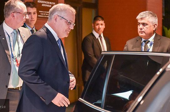 Премьер Австралии вызовет посла Турции из-за заявления Эрдогана