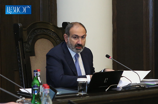Ways of celebration of Day of Citizen to be discussed publicly: Pashinyan