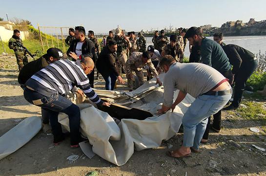 Число жертв крушения парома в Ираке возросло до 96 человек