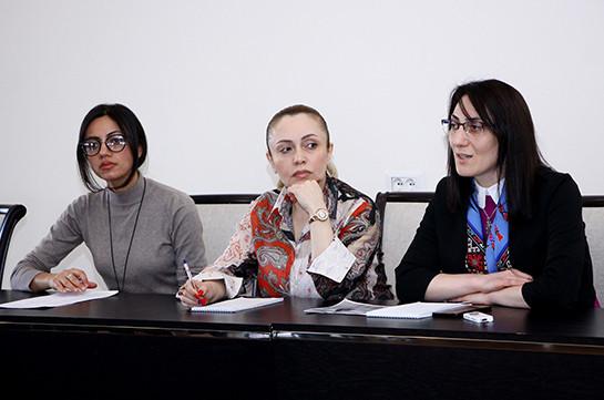 ԿԳՆ-ում տեղի է ունեցել հանրակրթական դպրոցներում «Աշխարհատեղեկատվական համակարգեր» գործիքի ներդրմանը նվիրված աշխատանքային քննարկում