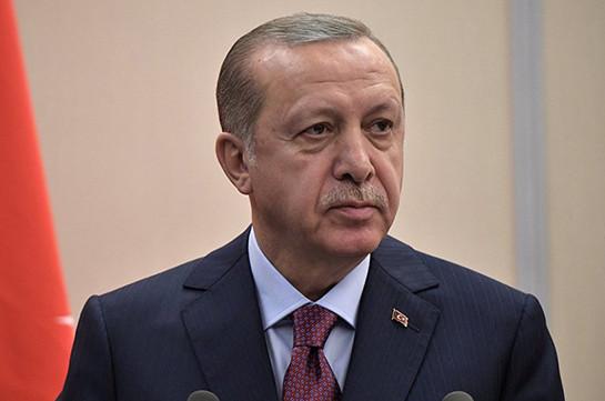 Названа дата визита Эрдогана в Россию