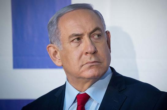 В Израиле пообещали ответить силой на обстрел из сектора Газа