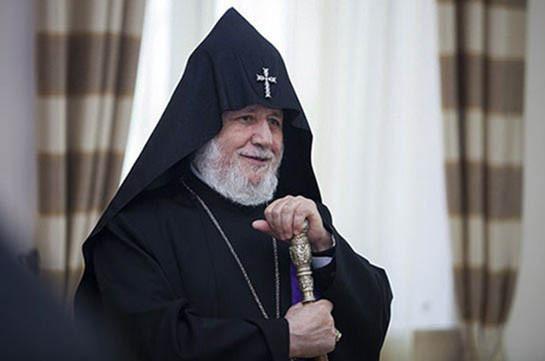 Ամենայն Հայոց Կաթողիկոսը մեկնել է Մոսկվա