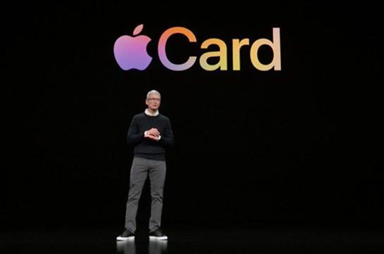 Apple-ը ներկայացրել է Apple Card բանկային վիրտուալ քարտը