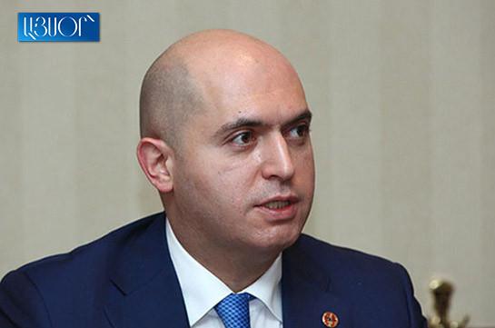 Անկախ նախկին, ներկա ու ապագա իշխանություններից՝ Հայաստանը կայուն ու վստահելի գործընկեր է. Արմեն Աշոտյանը՝ ՀՀ-ԵՄ համագործակցության մասին