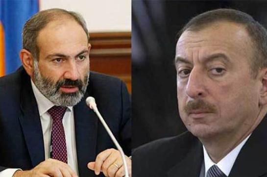 На встрече с Алиевым состоится обмен мнениями по вопросу вовлечения Арцаха в переговорный процесс – Никол Пашинян