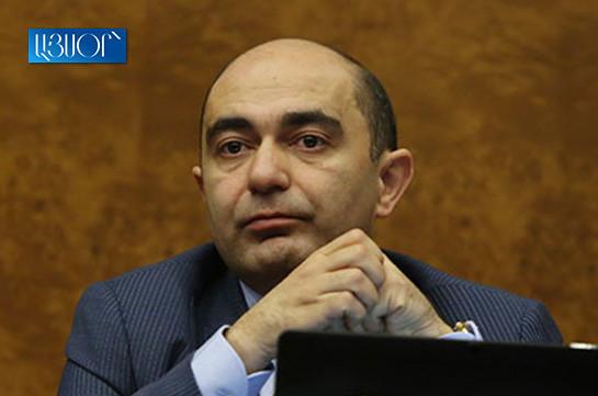 «Светлая Армения» предлагает альтернативный вариант структуры правительства – 14 министерств и институт трех вице-премьеров