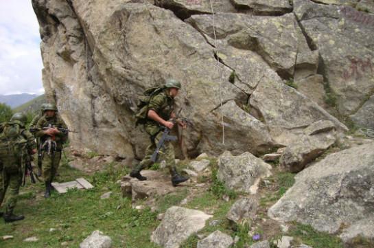 На учении в Армении расчёты ПВО ЮВО отразили удары воздушного противника