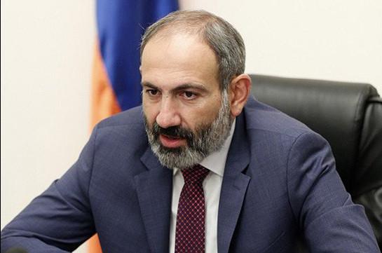Премьер Армении направил телеграмму соболезнования в связи с кончиной Георгия Данелия