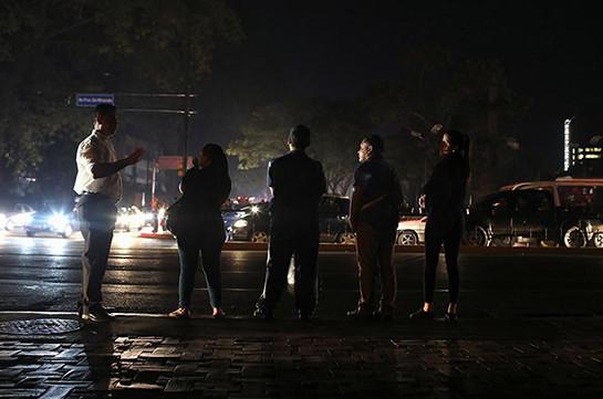 Новое отключение электричества в Венесуэле затронуло более 20 штатов