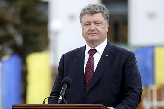 Порошенко ответил на обвинения в коррупции