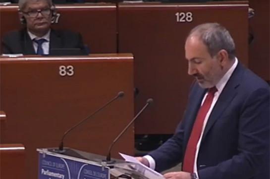 Пашинян: Важно, что с Ильхамом Алиевым мы смогли начать конструктивный и положительный диалог