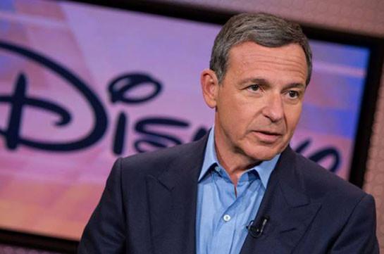 Disney-ի ղեկավարը 2021 թվականին կհեռանա պաշտոնից