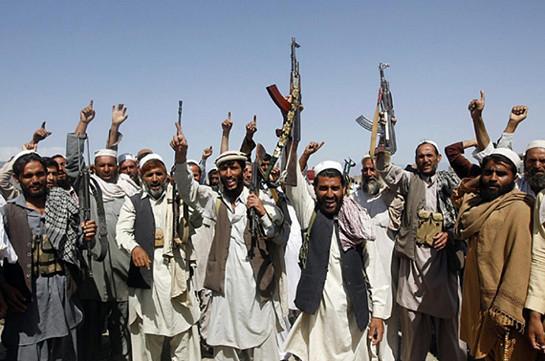 """Талибы объявили о начале """"ежегодного весеннего наступления"""""""