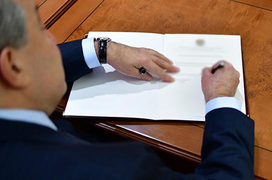 Անահիտ Հարությունյանը նշանակվել է Կանադայում ՀՀ արտակարգ և լիազոր դեսպան