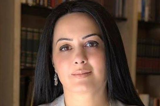Эстер Мкртумян назначена послом Армения в Парагвае