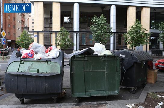 Խոստանում ենք  վերջնականապես ունենալ անաղբ և մաքուր Երևան. «Սանիթեք»