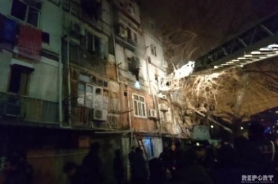 Из огня да в полымя. В чем причина интенсивности пожаров в общежитиях Баку?