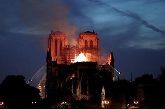 Նոտր Դամի վերականգնման համար Ֆրանսիայում հանգանակություն է սկսվել