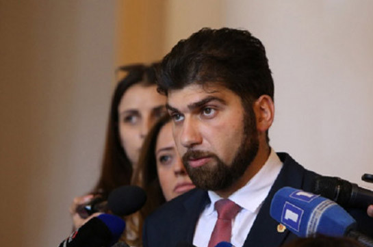 Head of State Control Service Davit Sanasaryan involved as suspect in criminal case