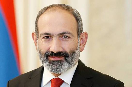 Никол Пашинян направил поздравительное послание езидской общине Армении в связи с праздником Малаке Таус