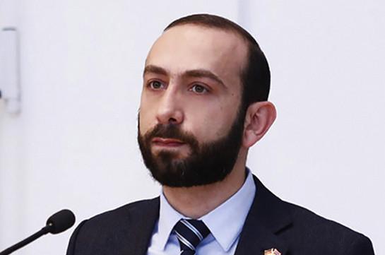 Спикер парламента Армении посетит Санкт-Петербург