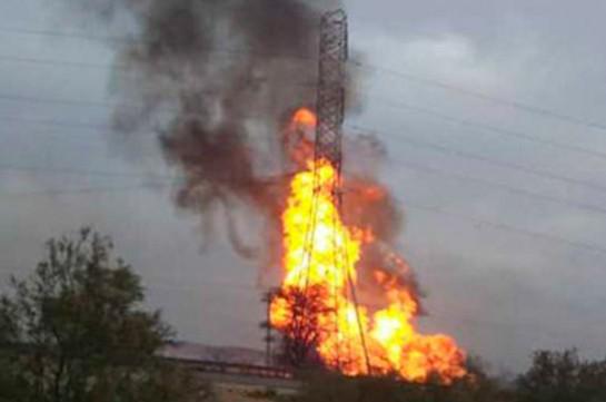 На территории химзавода в Японии произошел взрыв