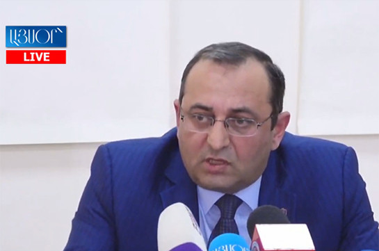 ARF-D holds discussions with Bright Armenia faction, ready to cooperate with PAP too: Artsvik Minasyan