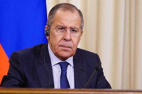 На встрече глав МИД Армении и Азербайджана обсуждались предложения России 2016 года - Лавров