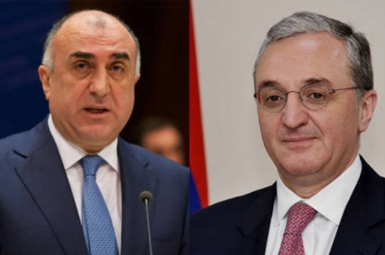 USA offers Armenian, Azerbaijani FMs to conduct next meeting in Washington: Mammadyarov