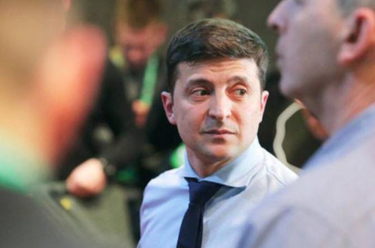 Зеленский считает вероятным проведение дебатов с Порошенко 19 апреля